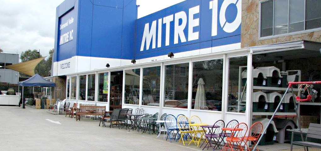 mitre 10 windows